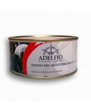 Picture of adelfio mediterranean tuna in olive oilgr 160