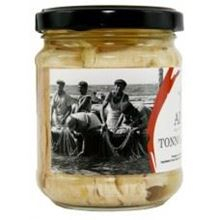 Picture of adelfio tuna in spring water gr 200