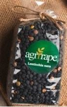 Picture of agirape black lentils gr 250