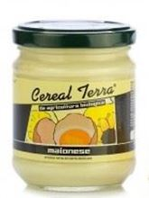 Picture of cereal terra organic  classic mayonnaise gr 185