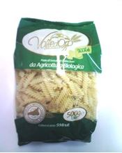 Picture of vallolmo organic fusilli gr 500