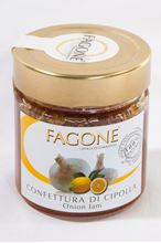 Picture of fagone onion jam gr 230