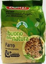Picture of zorzi il buono nat. ready-made spelt gr.180