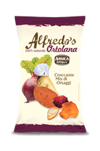 Picture of amica chips alfredo's ortolana gr 100
