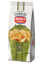 Picture of amica chips eldorada with olive oil gr 130