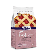 Picture of molini spigadoro Cake & Pastry Flour Mix kg 1