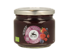 Picture of alce nero compote mixed berries gr 270