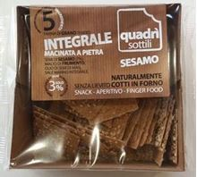 Picture of figuli quadr thin wholewheat sesame gr 100