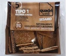 Picture of figuli quadri' thins sesame gr 200