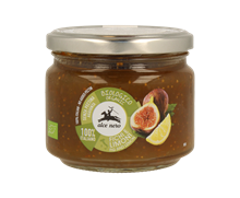 Picture of ALCE NERO Organic fig and lemon preserve 270 g