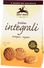Picture of ALCE NERO Organic wholegrain biscuits 350 g