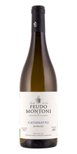 Picture of feudo montoni vigna del masso catarratto vino bianco cl 75