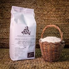 Picture of molini del ponte perciasacchi wholewheat flour kg 1