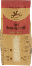 Picture of alce nero organic rosa marchetti rice gr 500