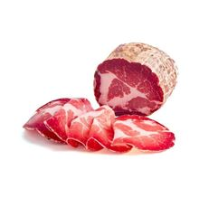 Immagine di capocollo di martina franca presidio slow food