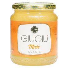 Picture of Giu' Giu' Acacia honey gr 500